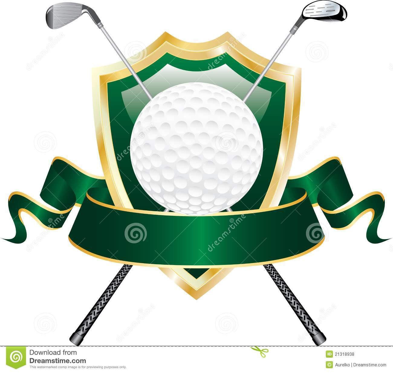 Golf Green Banner Clipart Panda Free Clipart Images