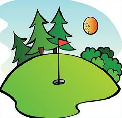 golf course green | Clipart Panda - Free Clipart Images