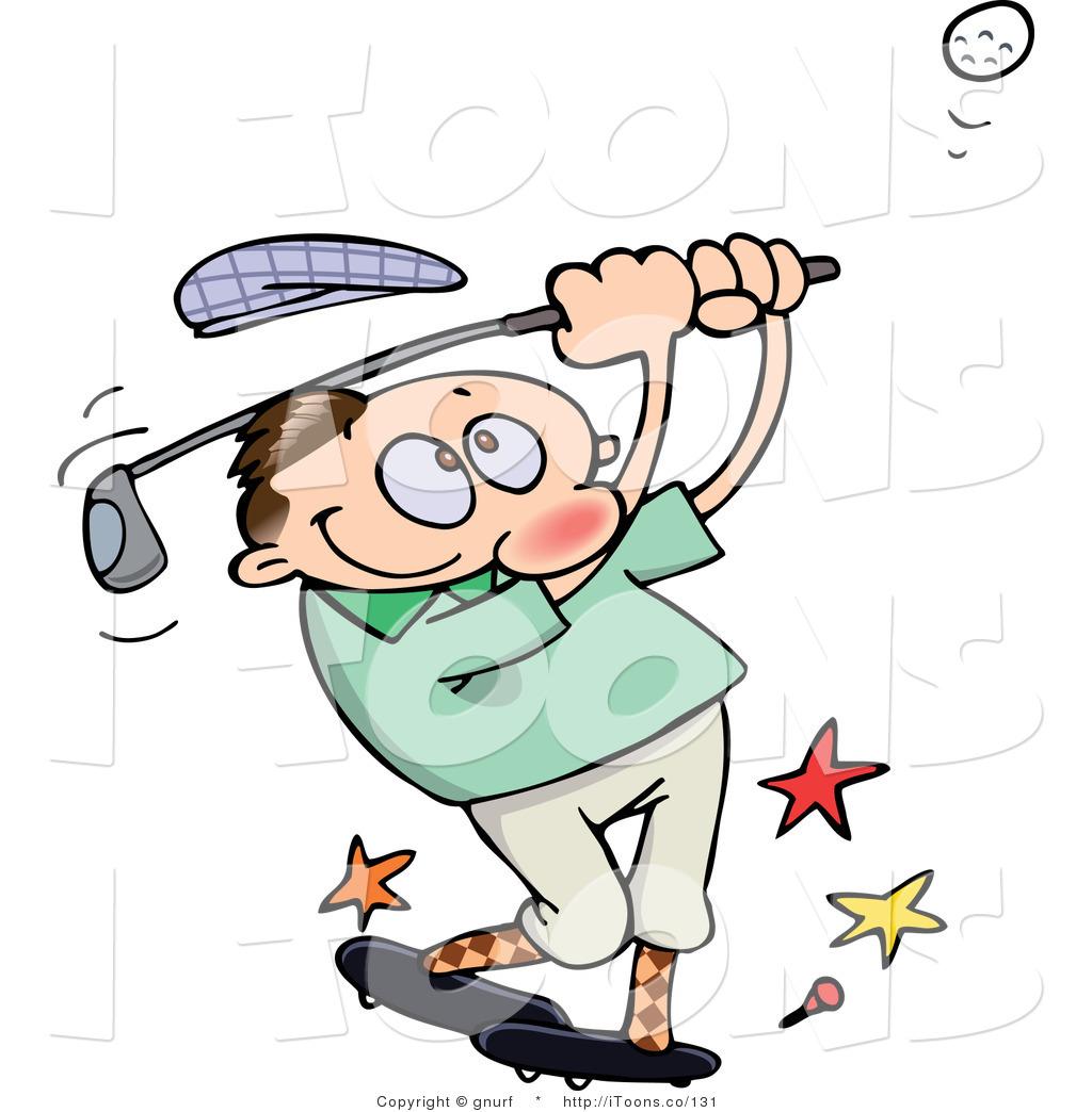 Lady Golfer Cli...
