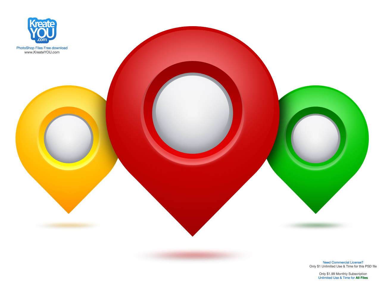 Free Google Maps Pointer Icon: Clipart Panda - Free Clipart Images