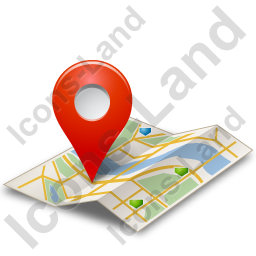 Map Pin Icon, PNG/ICO, 256x256 | Clipart Panda - Free