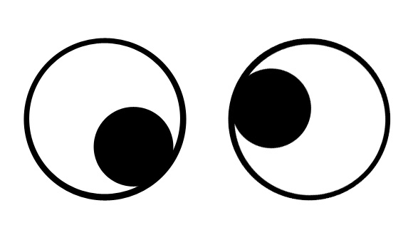 Animated Googly Eyes Clipart