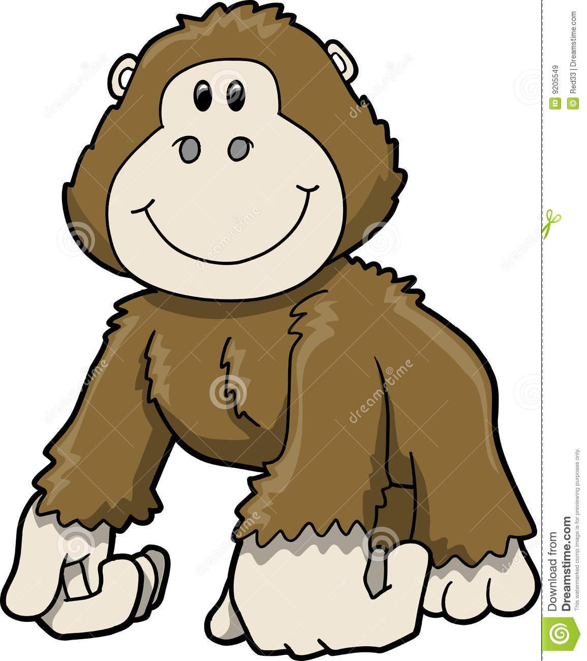 Gorilla Clip Art Images | Clipart Panda - Free Clipart Images
