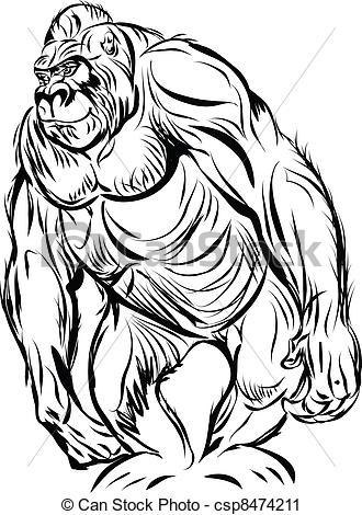 gorilla%20clipart