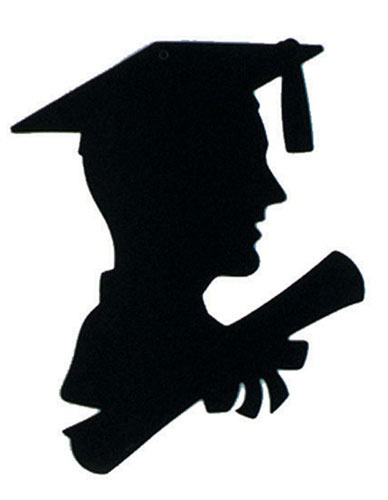 Obsessed image for graduation clip art free printable