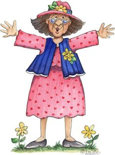 Grandmother Clip Art Free Clipart Panda Free Clipart