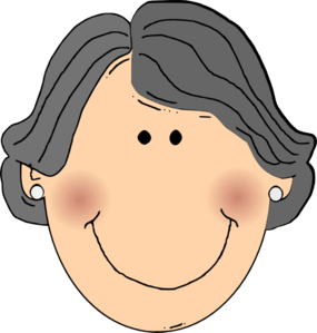 Grandmother Clip Art | Clipart Panda - Free Clipart Images