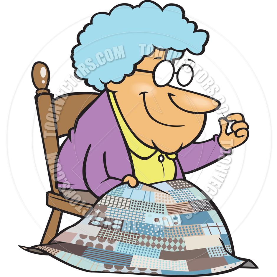 Woman Knitting Clipart : Grandmother knitting clipart panda free