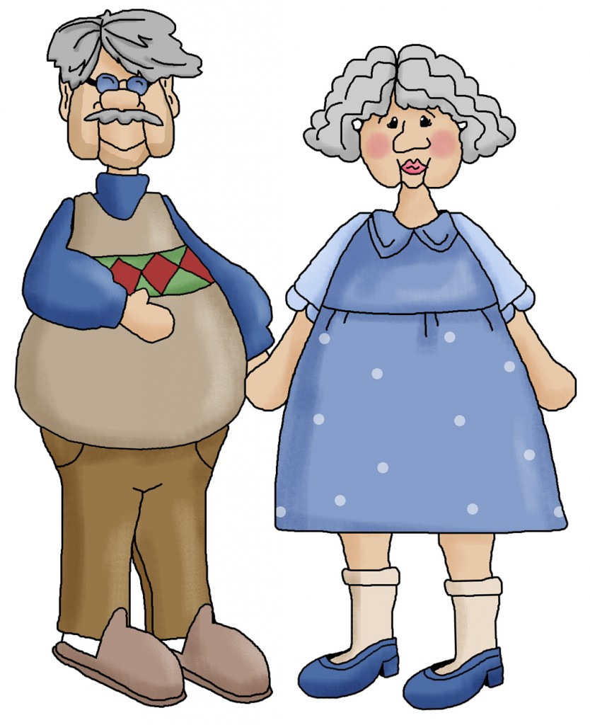 Clipart Grandparents Day