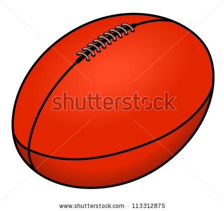 Clipart Australian Football