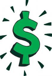 For Grant Money Free Clip Art