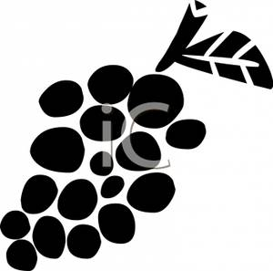 grapes%20clipart%20black%20and%20white