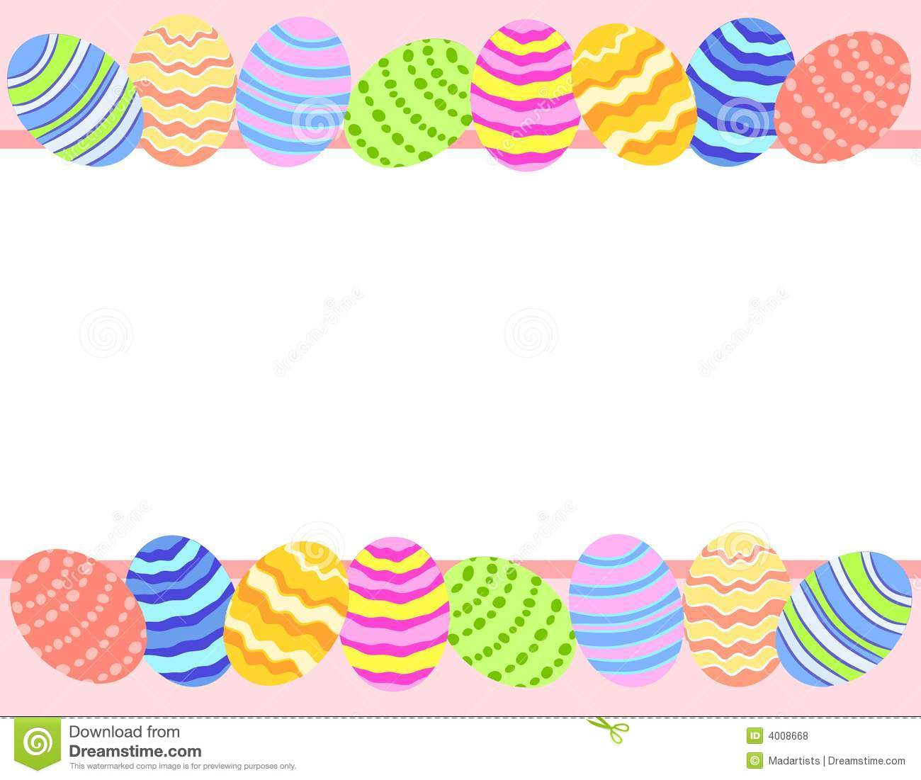 free clip art borders for easter - photo #5