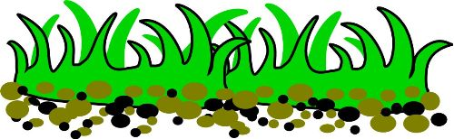 Grass Clipart Black And White | Clipart Panda - Free Clipart Images