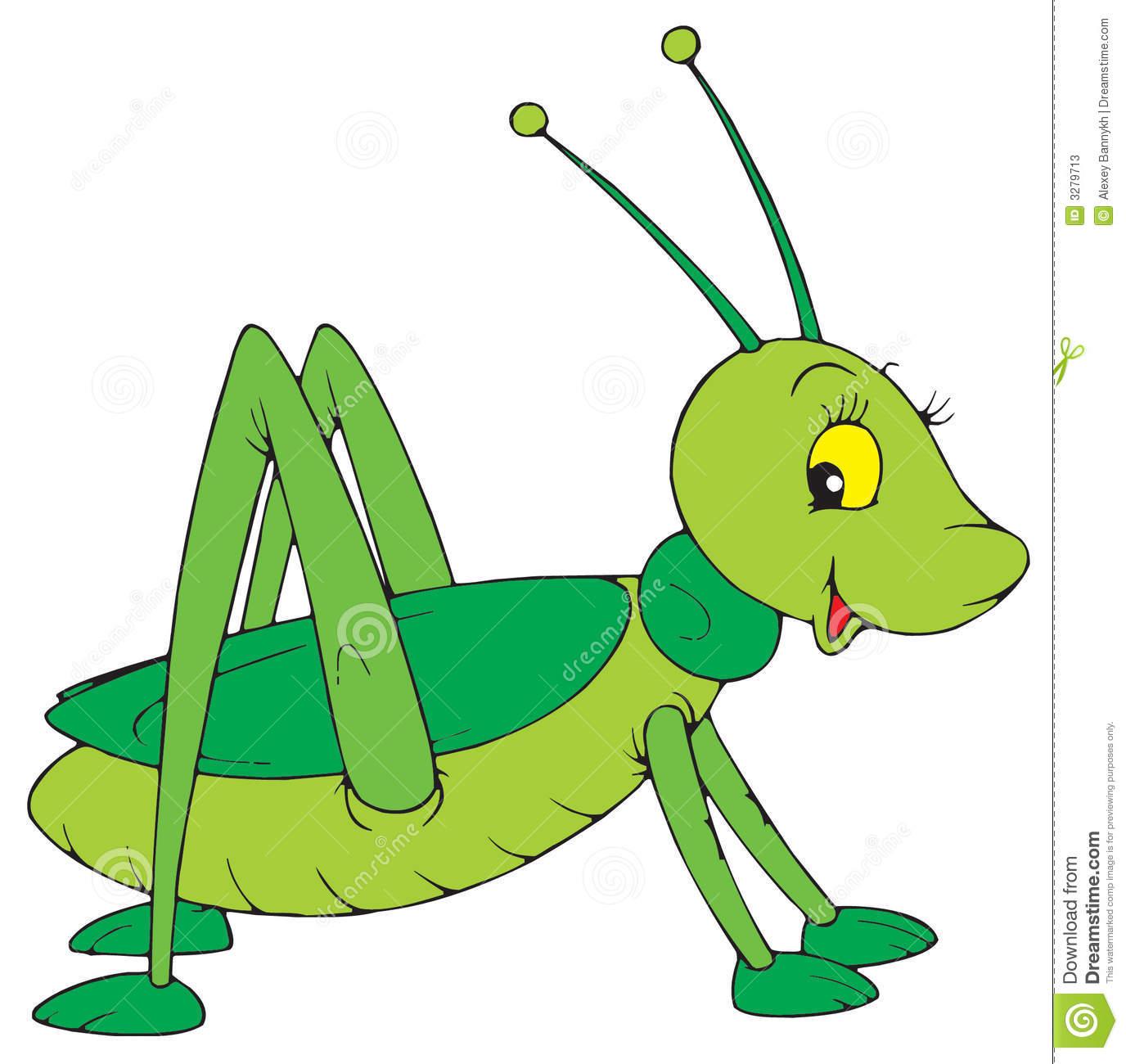 Green Grasshopper Clipart   Clipart Panda - Free Clipart ...