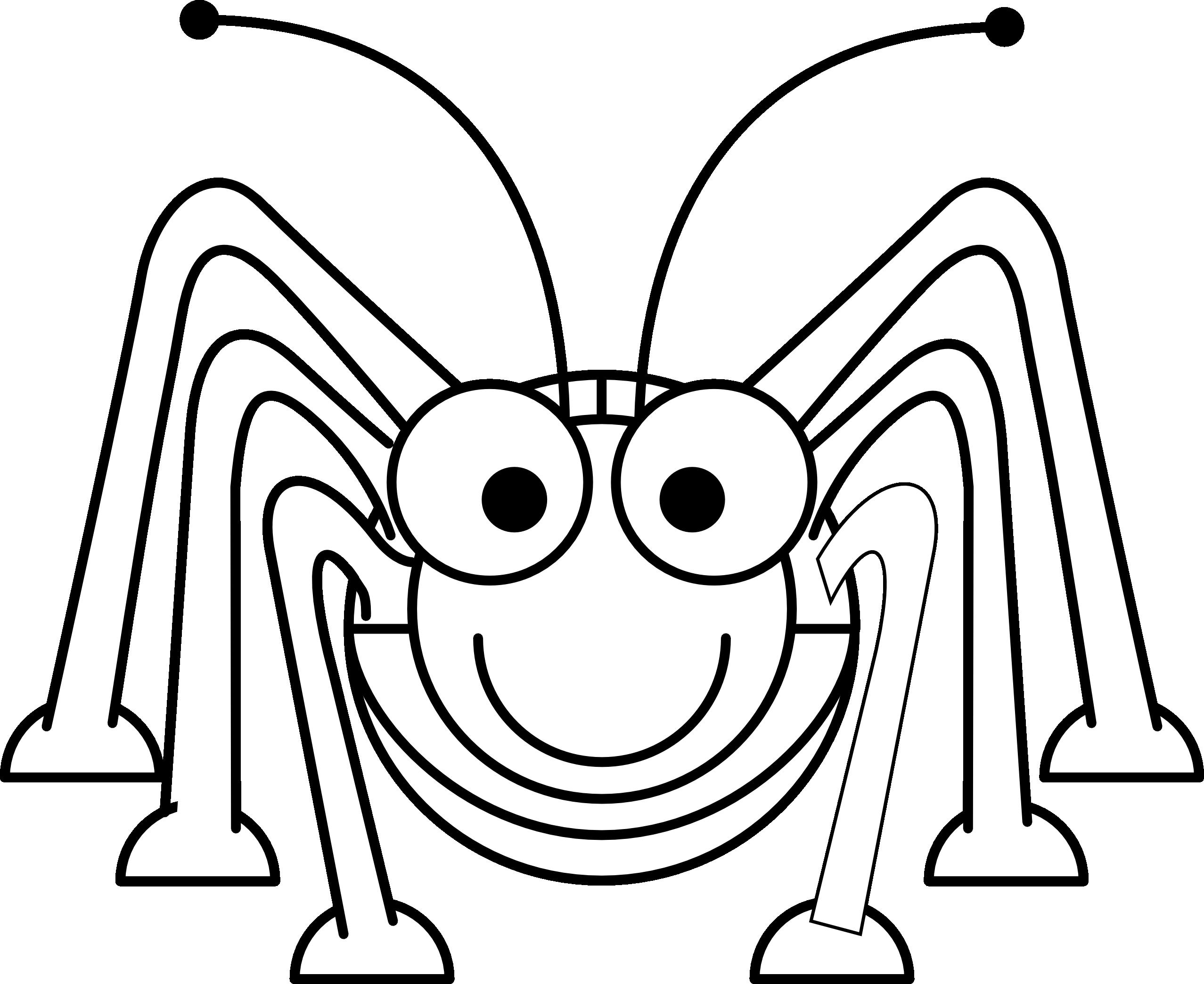 Grasshopper Clipart Black And White | Clipart Panda - Free