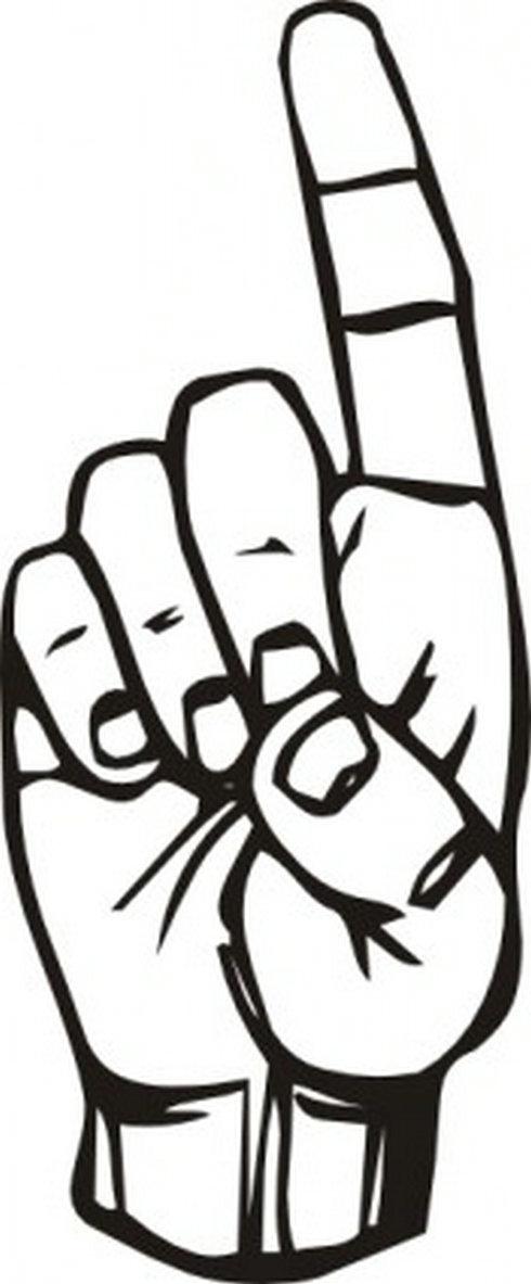 d finger pointing clip art clipart panda free clipart images rh clipartpanda com pointing finger clipart free clipart fingers pointing