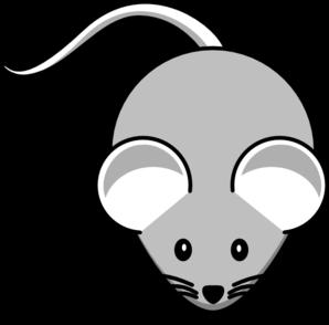 light gray mouse clip art at clipart panda free clipart images rh clipartpanda com clipart mouse shooting finger at hawk attack clip art mouse trap