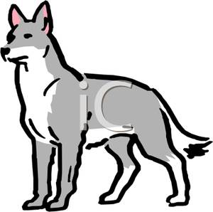 gray wolf clip art clipart panda free clipart images rh clipartpanda com wolf clipart images wolf clipart pictures