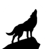 Gray Wolf Clipart