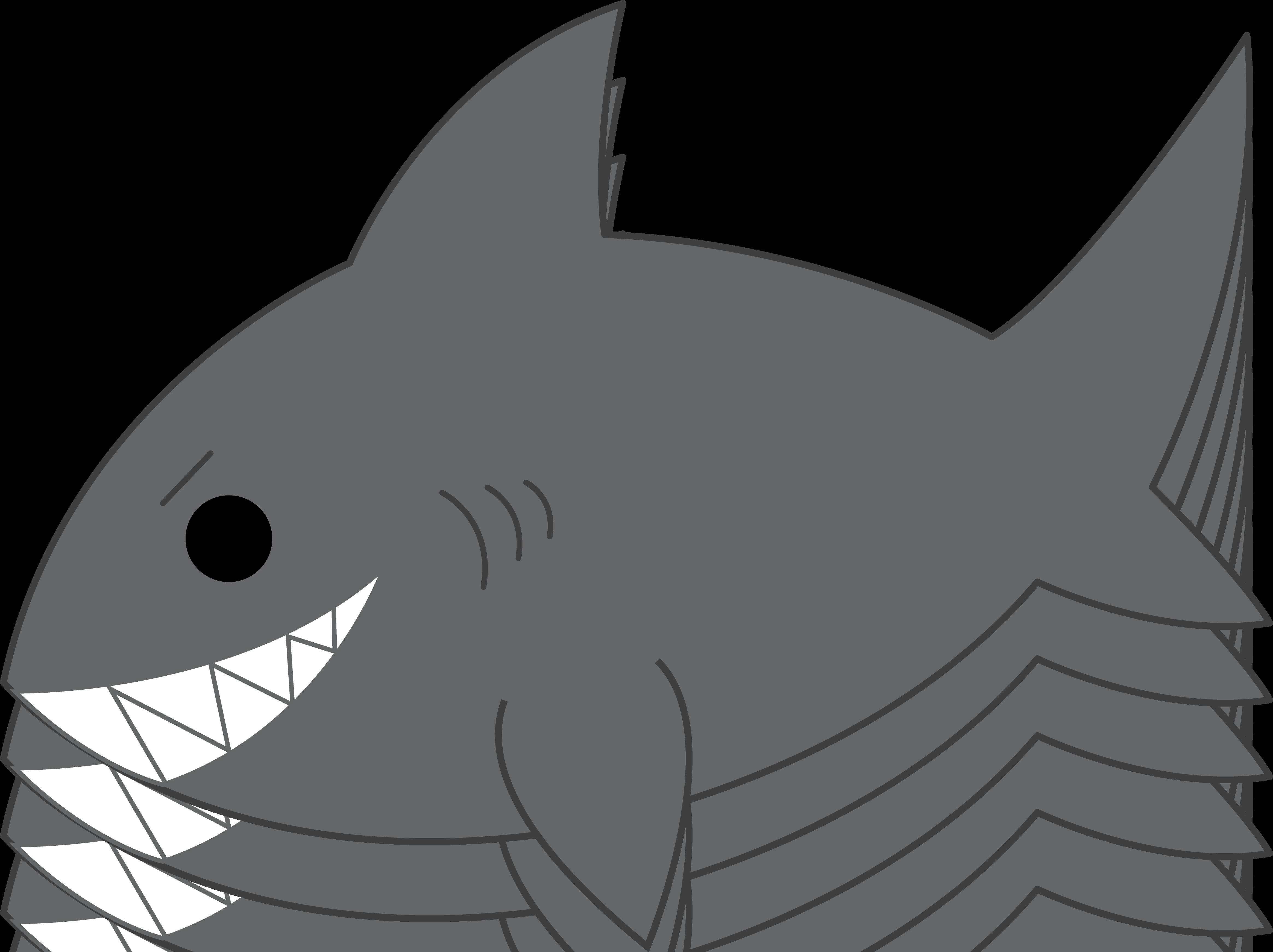 Great White Shark Clipart | Clipart Panda - Free Clipart ...
