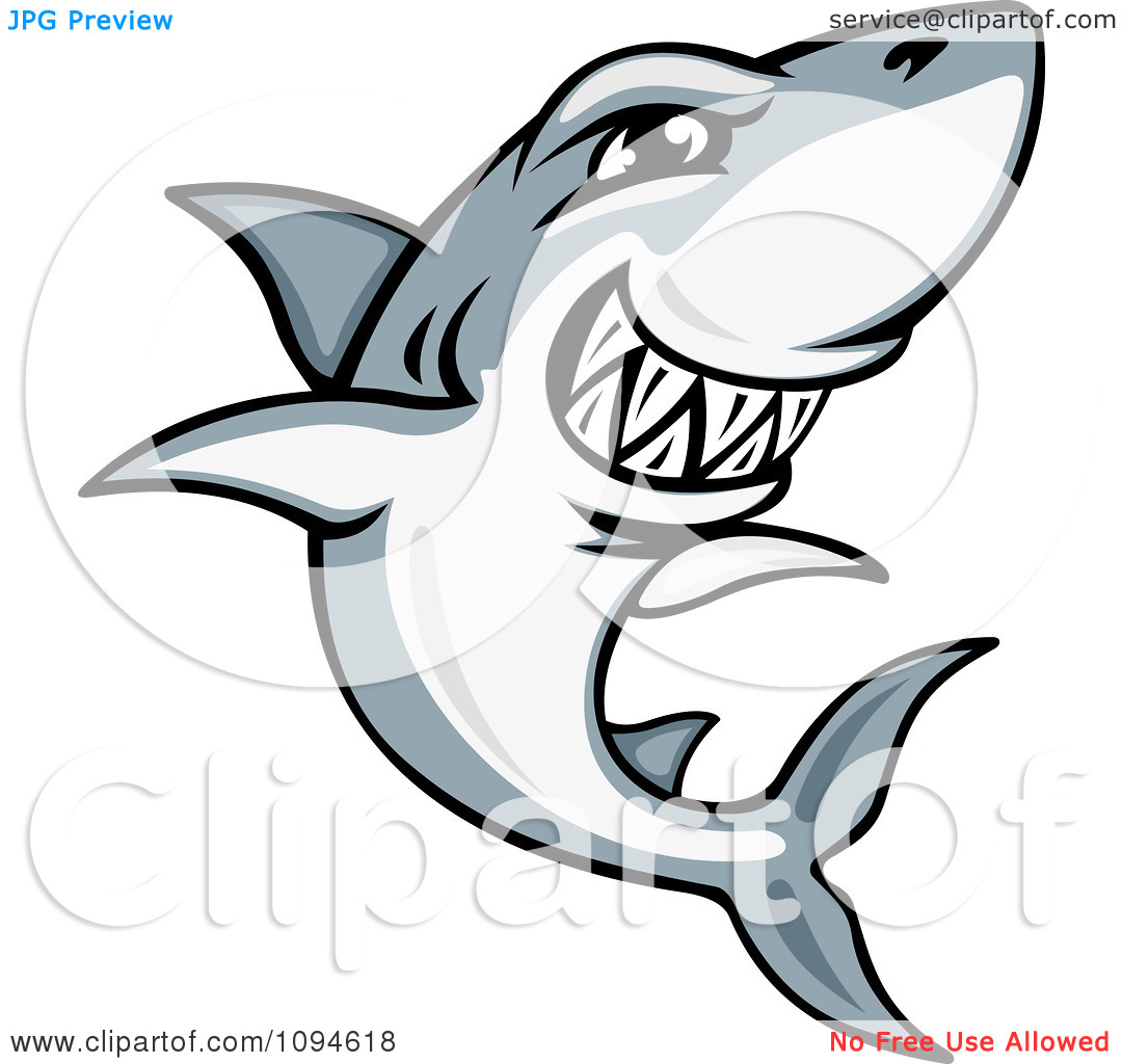 great white shark clipart black and white clipart panda free