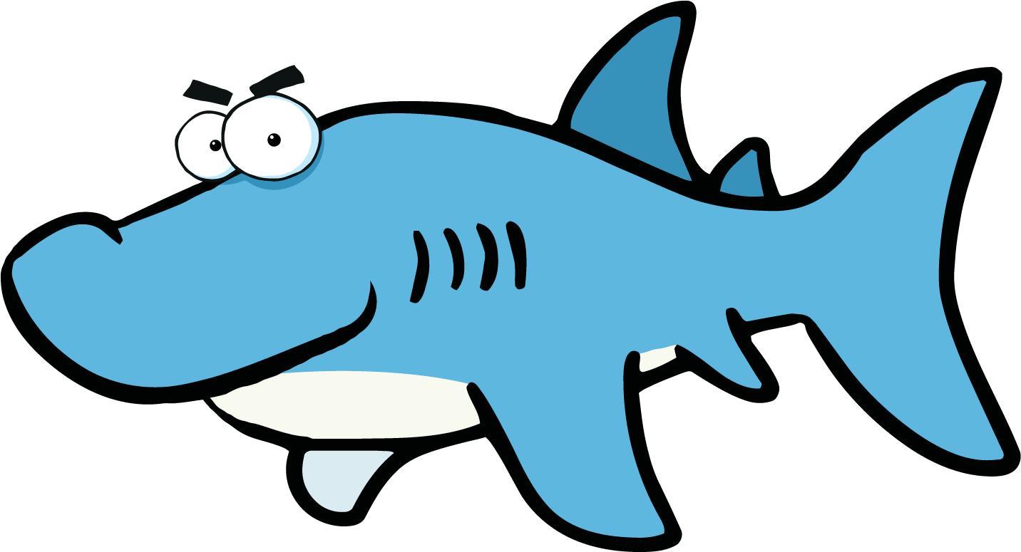 Shark Cartoon | Clipart Panda - Free Clipart Images