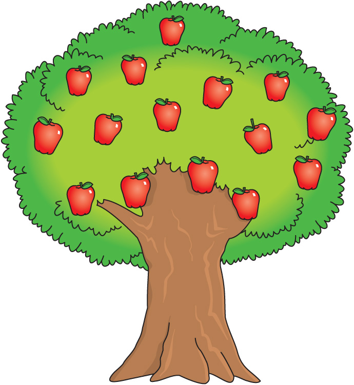 Fruit Tree Clipart | Clipart Panda - Free Clipart Images