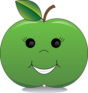 green%20apples%20clipart