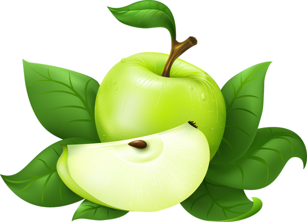 Green Apples Clipart   Clipart Panda - Free Clipart Images