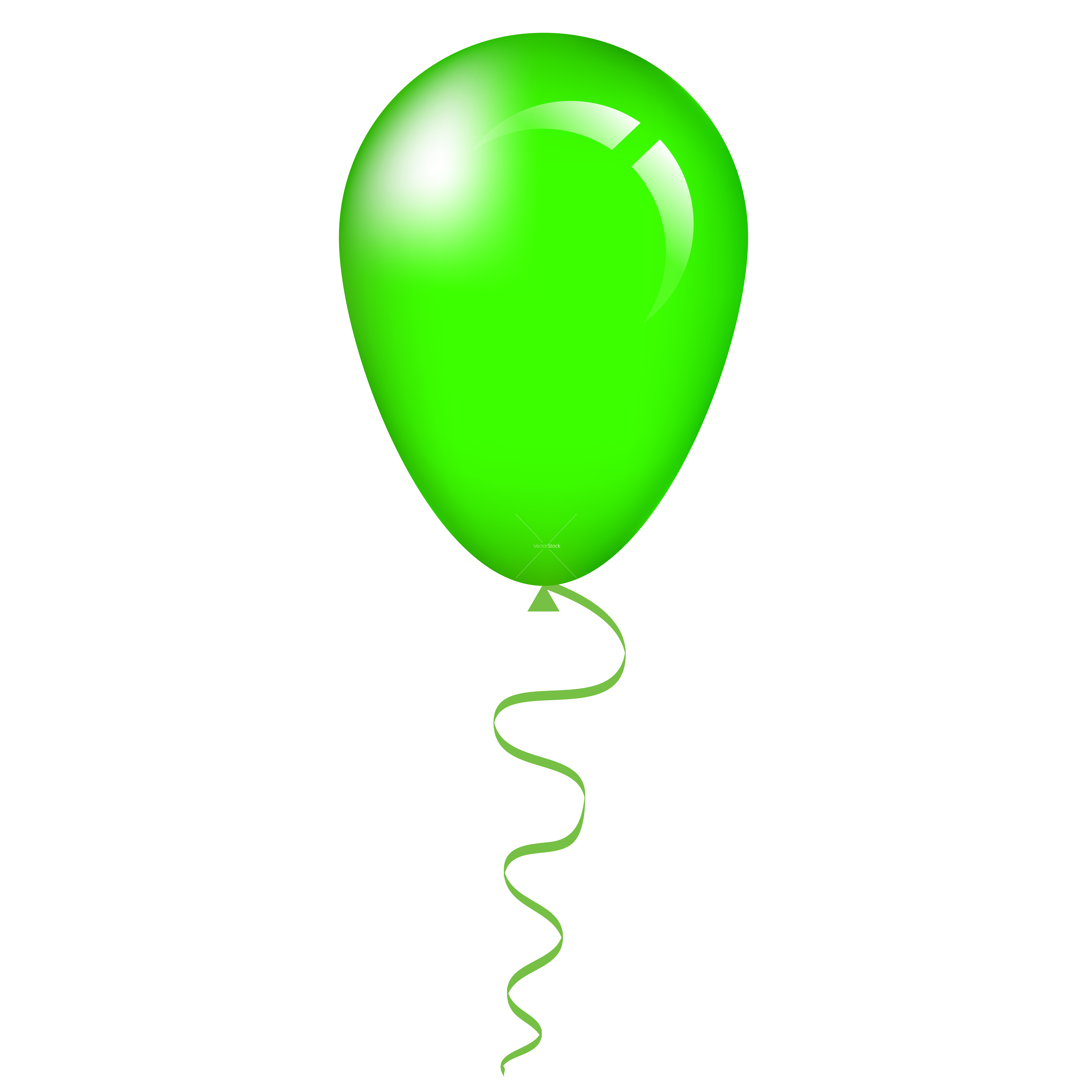 Green Balloon Clipart | Clipart Panda - Free Clipart Images