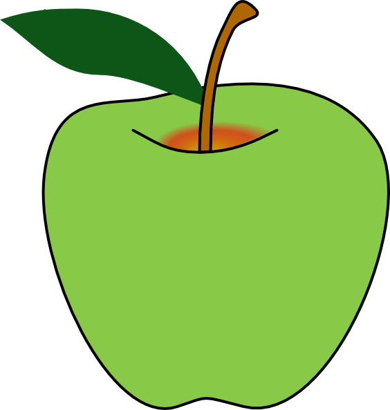 Yellow Apple Clipart | Clipart Panda - Free Clipart Images