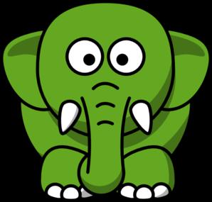 elephant green clip art clipart panda free clipart images rh clipartpanda com green clipart leaf green clipart grass