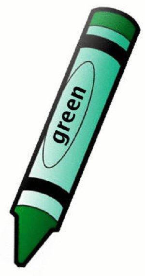 green%20crayon%20clipart