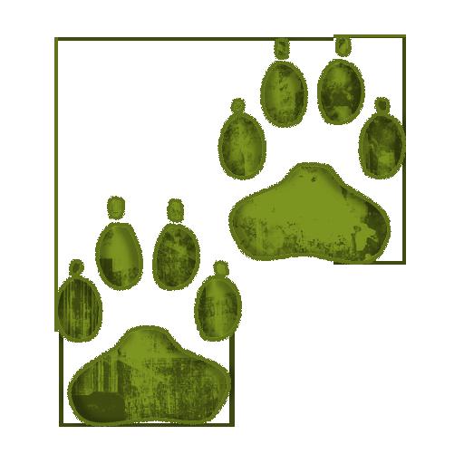green dog clipart - photo #7