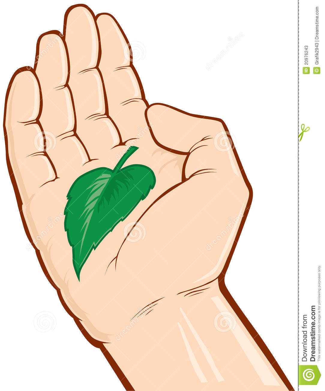 Green Earth Hands | Clipart Panda - Free Clipart Images