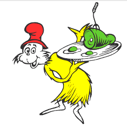 Dr Seuss Clip Art Green Eggs And Ham