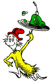 Dr Seuss Clip Art Green Eggs And Ham | Clipart Panda - Free ...