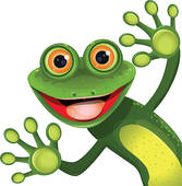 green%20frog%20clipart
