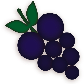 Purple Grapes Clipart | Clipart Panda - Free Clipart Images