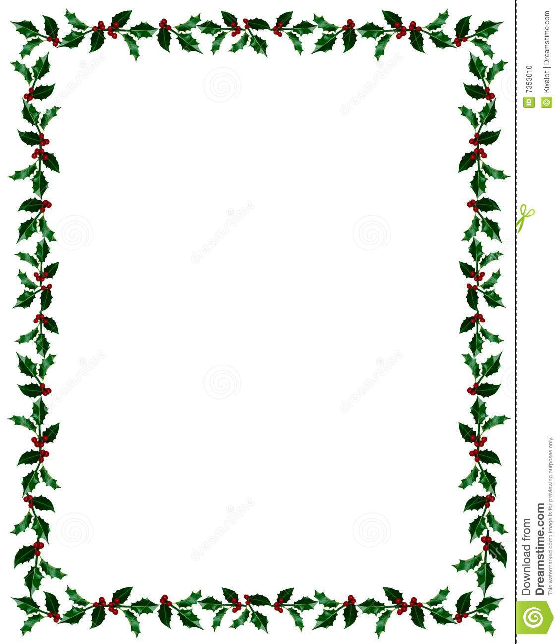 Christmas Ornament Picture Frames