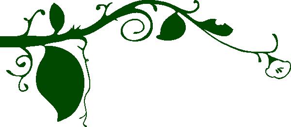 Green Leaves Border Clip Art | Clipart Panda - Free ...