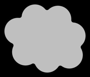 gray cloud clipart clipart panda free clipart images