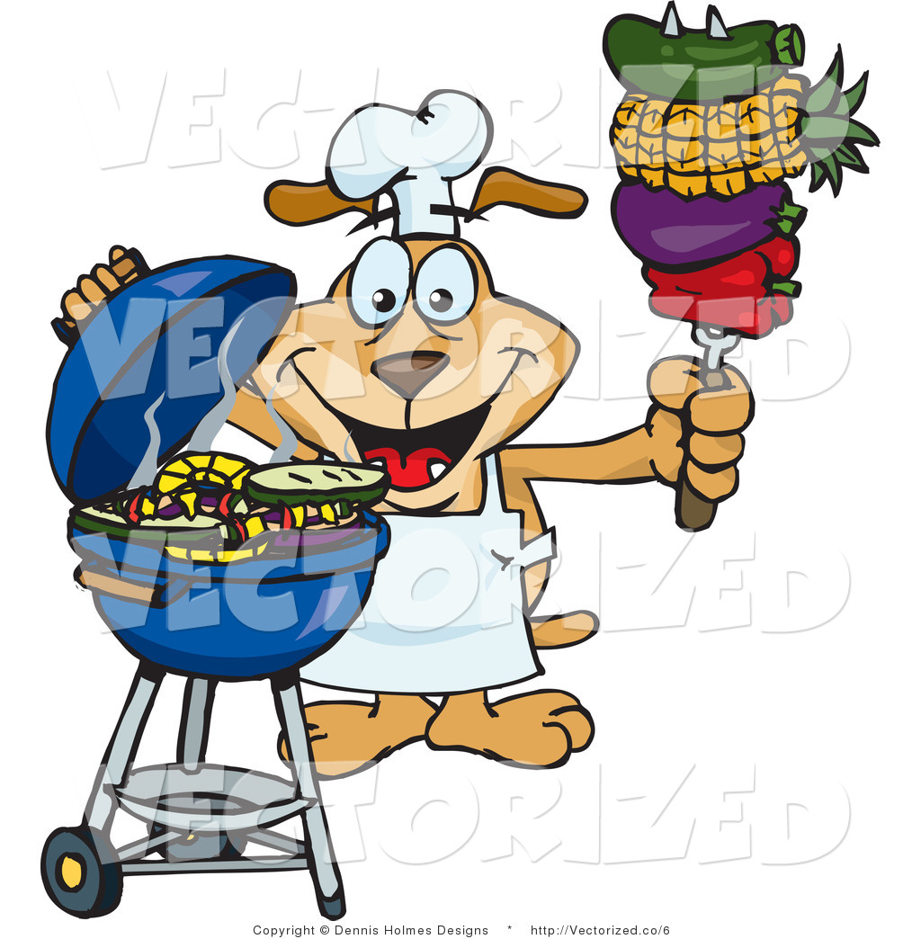 chef grilling veggies on a clipart panda free clipart images. Black Bedroom Furniture Sets. Home Design Ideas