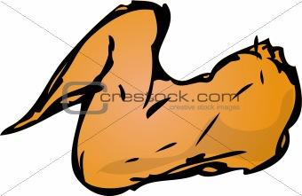Clip Art Chicken Wing Clip Art chicken wing clipart panda free images