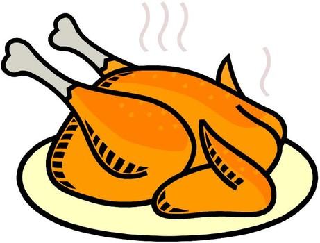Grilled chicken clip art - photo#13
