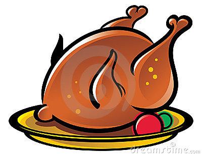 Grilled chicken clip art - photo#7