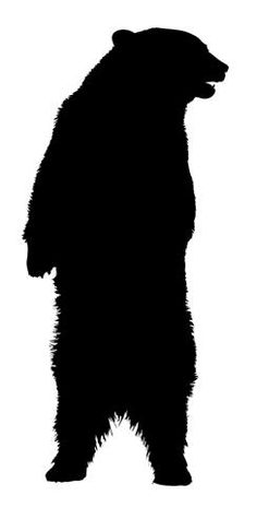 Standing Bear Clipart | Clipart Panda - Free Clipart Images