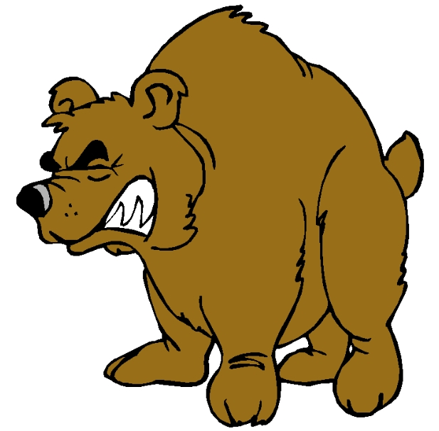 grizzly-bear-clipart-mean-clipart-MiLjjKLia jpegRoaring Bear Clip Art