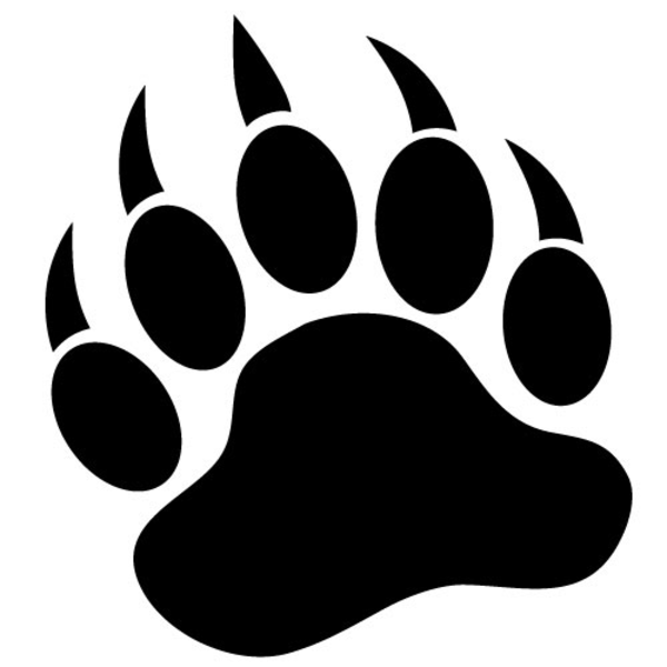 tattoos paw bear tribal for your websites, free reports, art images these and projects, Use